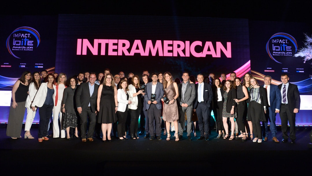 Interamerican wint Impact Bite Award 2019