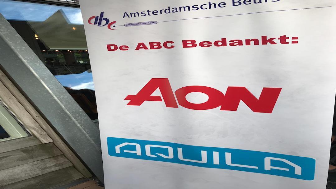 NaZomerborrel van de Amsterdamsche Beurs Club