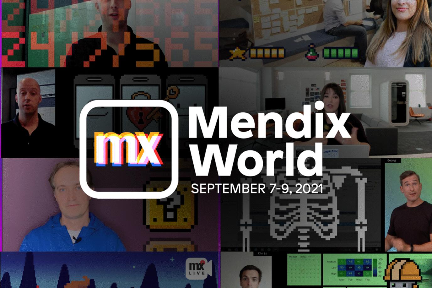 Neem deel aan Mendix World 2021